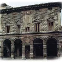 Fossombrone, Palazzo Comunale (foto Prov. Pesaro Urbino - Assessorato al Turismo)