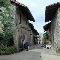 Ricetto di Candelo (Foto Provincia di Biella - Archivio fotografico ATL Biella)