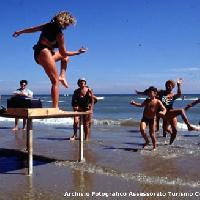Spiaggia - Archivio Fotografico Assessorato Turismo Comune di Rimini