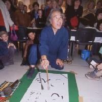 Japan Week 2005 - Shodo