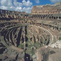 Colosseo, interno - Foto APT Roma