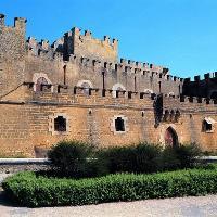 Partanna: Castello dei Graffeo, XIV secolo – (ph Melo Minnella) (Archivio fotografico dell'Azienda Provinciale Turismo di Trapani)