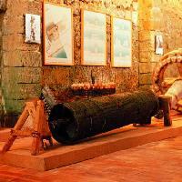 Riserva Naturale delle Saline di Trapani e Paceco: Nubia, interno Museo del Sale – (ph Roberto Salomone) (Archivio fotografico dell'Azienda Provinciale Turismo di Trapani)